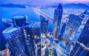 La Corea del Sur rica