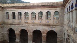 Claustro de San Ginés de la Jara. / M. RUBIO