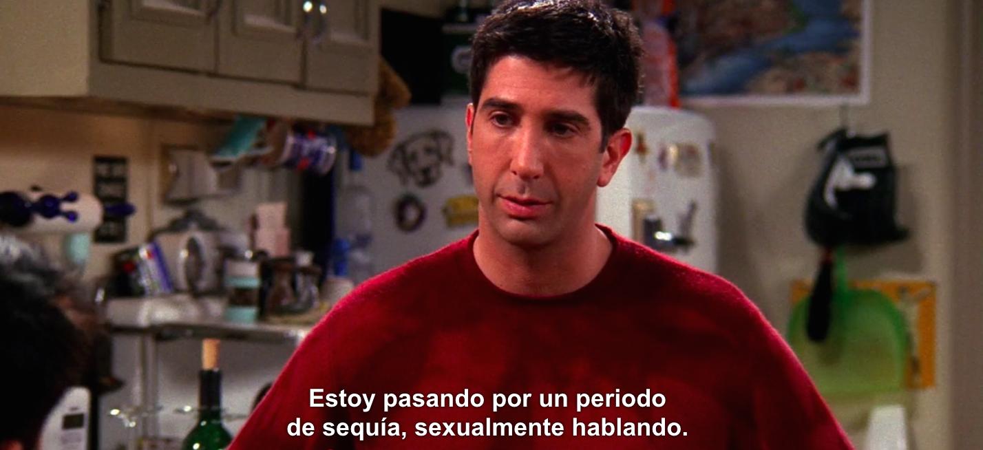 'Friends', Netflix, Cap. 804- 'El de la cinta de vídeo'