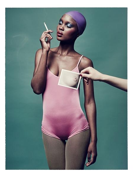 'Free the nipple', by Nicolas Guerin